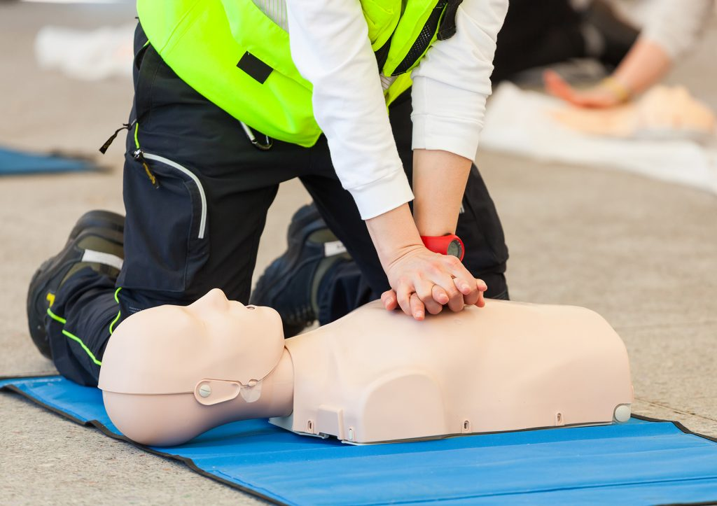 Health & Safety Training | First Aid Course | Cambridge City Airport