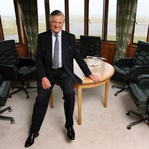 Airport sponsors new diversity award in honour of Sir Michael Marshall