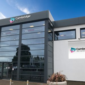 Cambridge City Airport Flies in the Face of Covid-19
