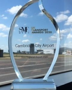 It's Official! We're the UK's Best Regional Airport