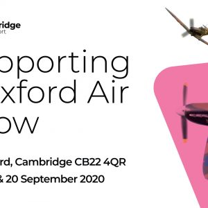 Cambridge City Airport Supporting Duxford Airshow