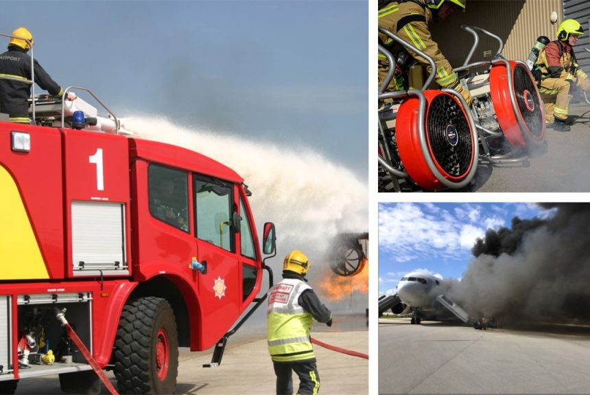 Generating a safer environment for customers at Cambridge City Airport